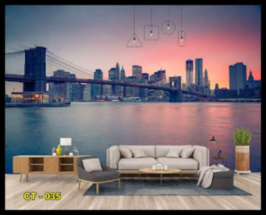 Wallpaper custom dinding rsk21