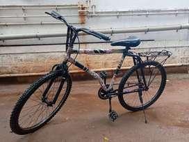 Two wheeler race cycle