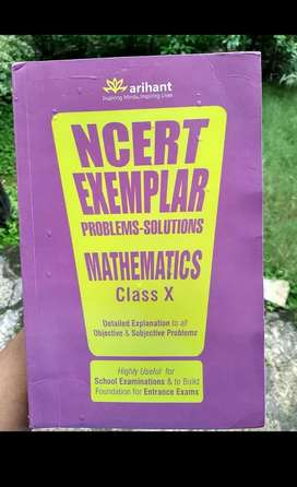 Class 10 math Exemplar