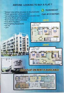 3BHK flat for sale new.(negotiable)