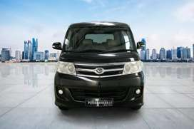 Daihatsu Luxio X At  2013  siap pakai