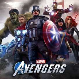 Jual Marvels Avengers Untuk PC Laptop