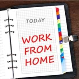 Just Online Job / typing / Data entry / Work from Home