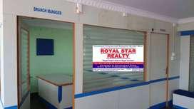 200 sqft shop prime location at sarkanda