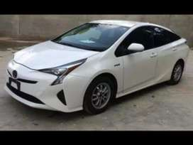 Toyota prius 2017 get on limited 5% markup offer on installment plan