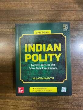 M Lakshmikanth Brand New | Indian Polity