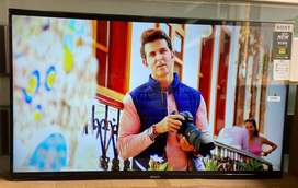 """New Biggest discount sale offer 55"""" 4k full UHD LED with Bluetooth"""