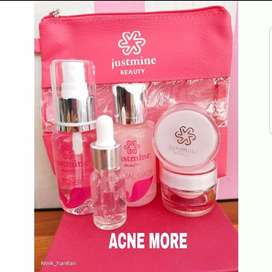 justmine skincare acne more