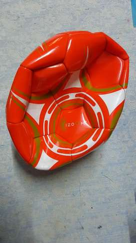 Football red and white colour