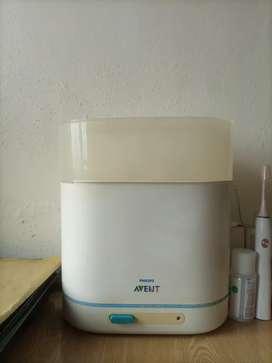 Philips Avent Mesin Sterilizer Botol Susu