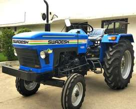 brand new tractor @ second hand rate