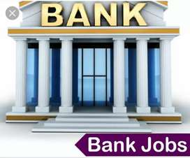 10th & 12th paas candidates apply now Bank