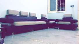 5 Seater Sofa With Table