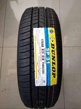 Dunlop SP31 175/60 R15 Cocok untuk mobil Brio, Ayla, Agya