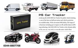 CAR Tracker with GPS real time tracking service