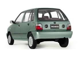 Suzuki Mehran on easy installment
