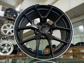 Velg AMG CLS63 Ring 18x8.5 ET45 Pcd 5x114.3 Innova Camry Civic Terios