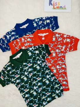 Kaos wangki anak anak