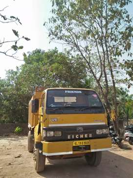 Eicher terra XP.