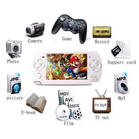 PSP lite 3000 Gaming Console Playstation with Preloaded Games, MP4
