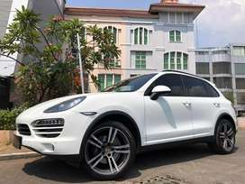 Porsche Cayenne 3.6 ATPM 2013 Nik13 White Panoramic Sunroof Km20rb Ori