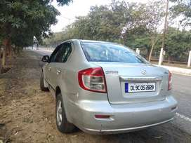 Maruti Suzuki Sx4 2007 CNG & Hybrids Well Maintained