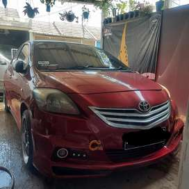 Toyota Vios Limo 2009 ex BB upgrade