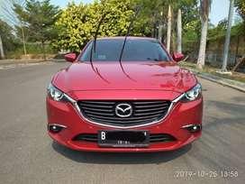 Mazda 6 Skyaktive AT 2016 Dp Terjngkau, Proses Cepat&Mudah, Siap Pakai