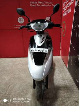Good Condition TVS Scooty Pep with Warranty    6110 Pune