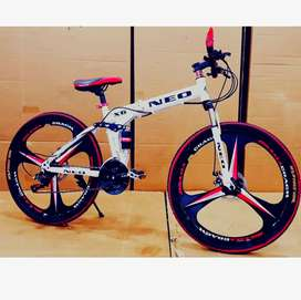 BRAND NEW FOLDABLE CYCLE ( 21 IMPORTED GEARS )