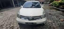 Dijual Nissan Grand Livina SV 2012 at
