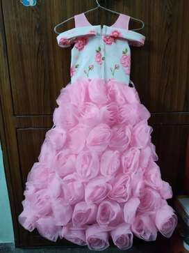 Ball gown for 5 to 6 year old girl