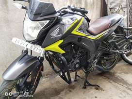 Honda hornet 11/2016. Exchange also available