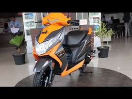 Honda Dio bs6 Brand New pay rupees 4999