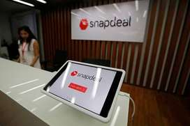 Back office Executive cum CCE job in Snapdeal