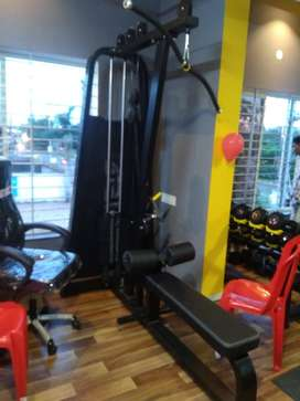 Gym full commercial setup (manufacture)