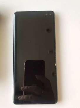 Samsung Galaxy S10+ 128 Gb Like New mulusss 9,5 juta