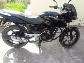 Well maintained bike