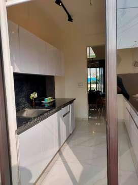 Ready to move in villa on airport road