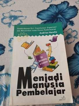 [Pre Loved] Buku Menjadi Manusia Pembelajar