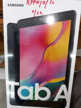 Samsung tab.A 8 inc ram 2gb rom 32gb