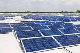 Solar system on instalments