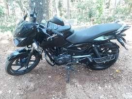 NEW Bajaj pulsar 150 (2019 model) slightly used new bike