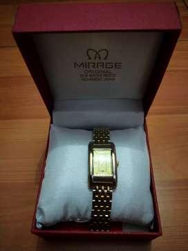 Jam Tangan Mirage preloved