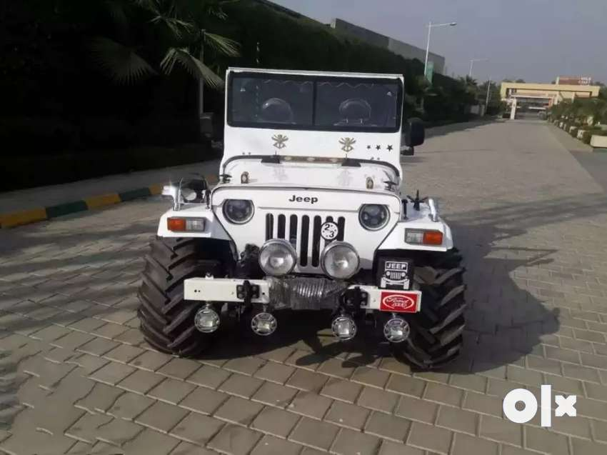 All type modified Jeep and Gypsy 0