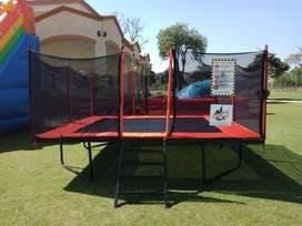 New commercial grade Trampoline  are available