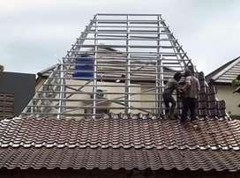 Juru ahli pasang atap baja ringan berkualitas tinggi dan terpercaya