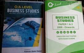 Business Notes ( o levels)