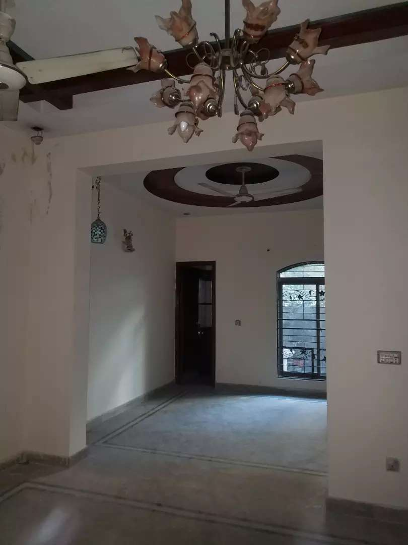 5 marla ground portion available for rent in pak arab society 0
