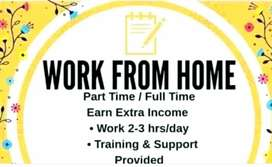 ¶¶ Do work from home